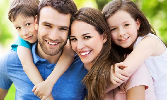 Why Choose One Dentist for Your Whole Family?