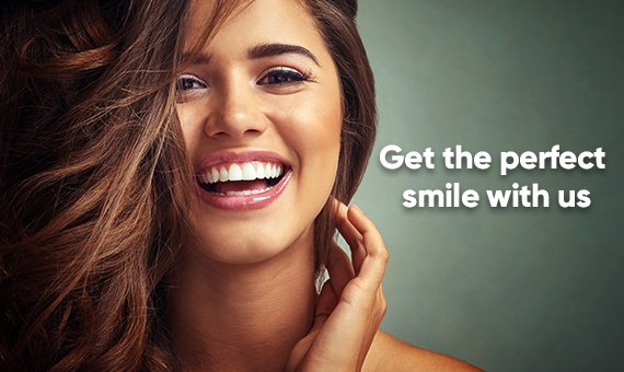 Get the perfect smile with your Brampton dentist